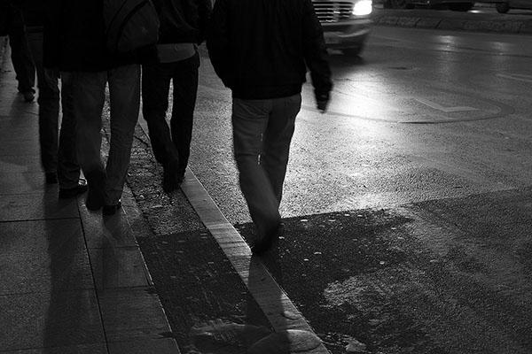 istanbul,night,Street,Turkey,black and white,long exposure,b & w,photo,Cars,bus,public transport,city,sea