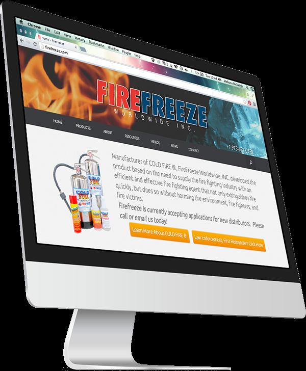 FireFreeze Worldwide, INC on Behance