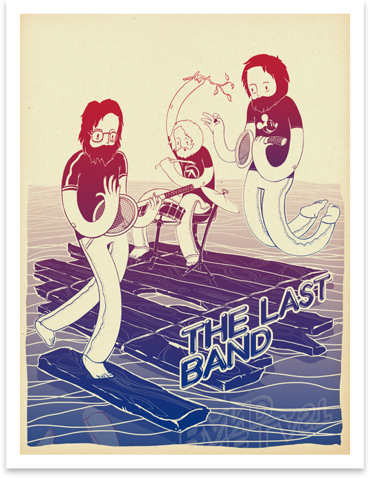concerts posters