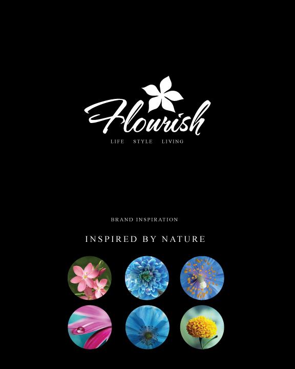 Flourish A Home Decor Brand On Pantone Canvas Gallery
