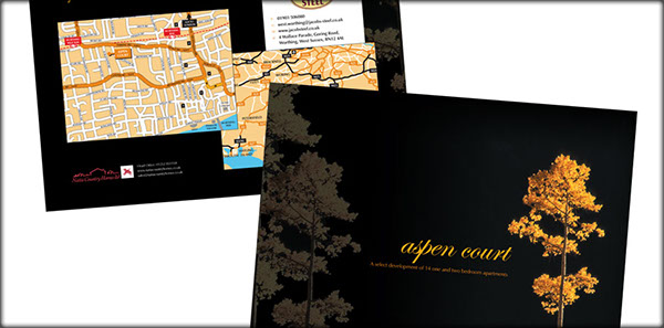 Housing Development Brochure Court Housing Development