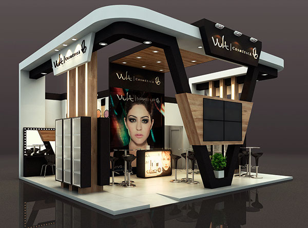 Exhibition Stand Designer Job Description : Stand vult on behance