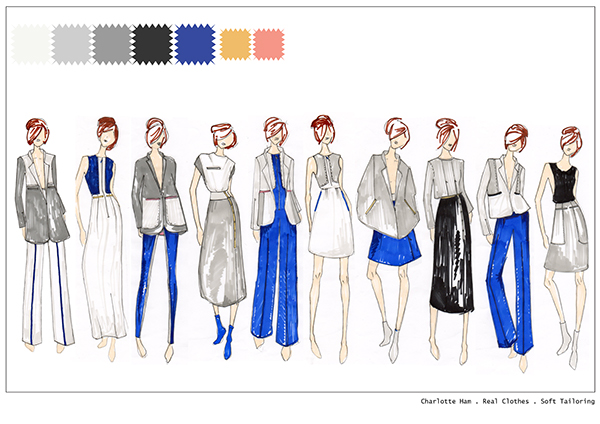 Fashion Designers Portfolio Fashion Design Portfolio on