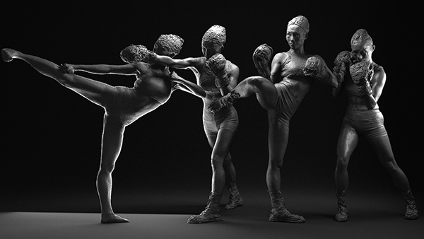 3D CG Photogrammetry 3d scan specialized photography