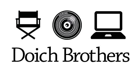 Logo Design Doitch Brothers video production company