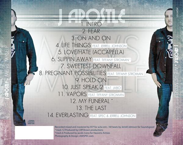 cd photorgaphy hip hop graphic