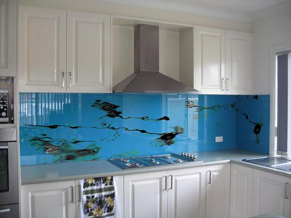 Kitchen Splash Backs Glass On Behance