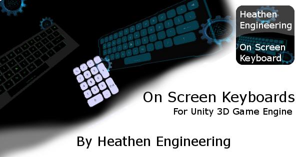 Heathen's On Screen Keyboard on Behance