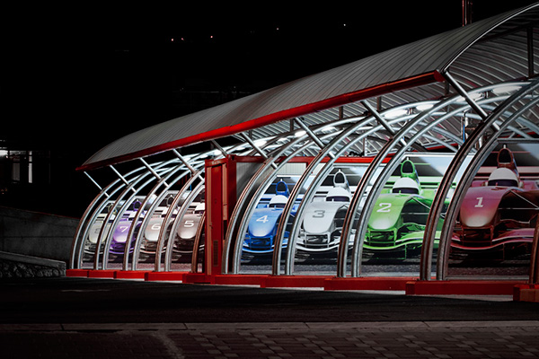 Sferica Self Service Car Wash System By Adriateh On Behance