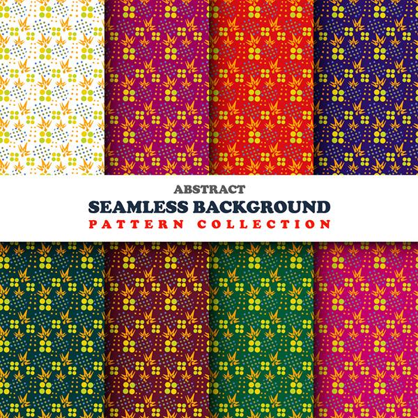 Seamless Pattern Design Set files -SSS