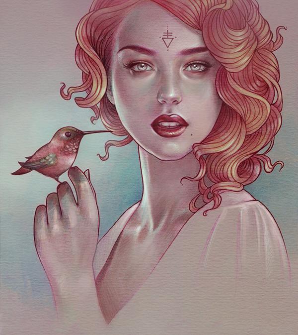 Humming by Marta Adán