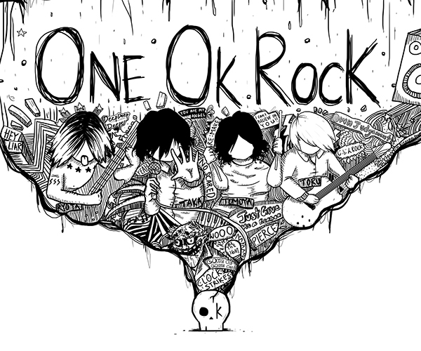 One ok Rock Logo hd One ok Rock Contest Entry on