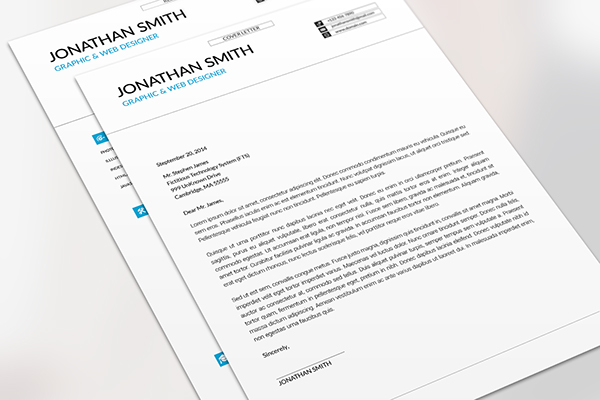 flash resume template on behance