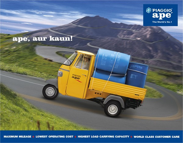 Piaggio Ape Logo Try Watching This Video on