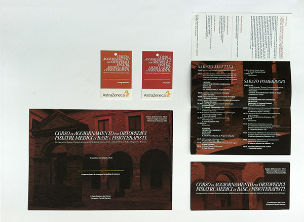 montorio congress  visual communication identity corporate meetings Events brochure poster