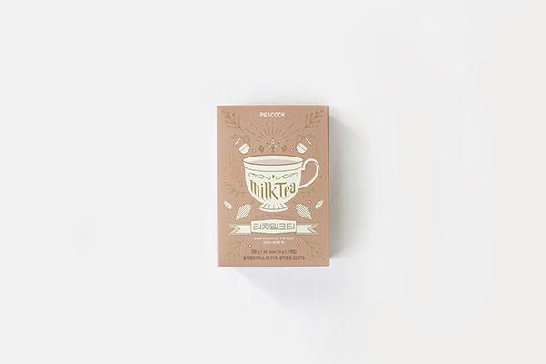 有創意感的22套茶包裝欣賞