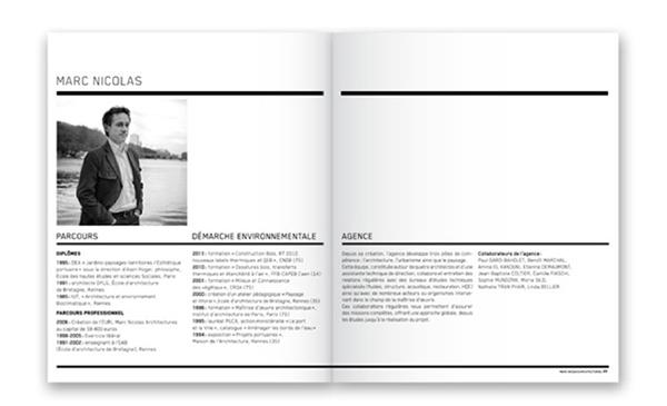 Mise en Page Livre Design Type Book Mise en Page