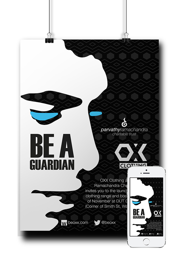 oxx clothing Rise of the guardians durban university of Technology fashion brand movie grassroots community moral issues