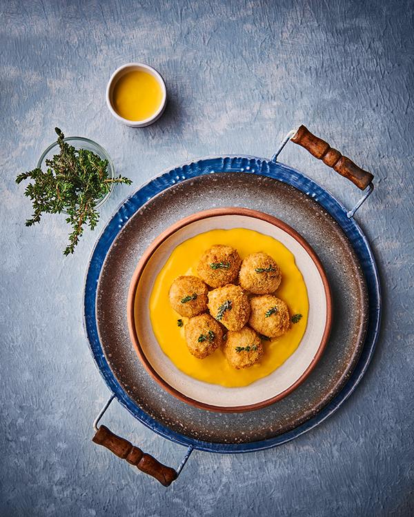 Brew&Chew Menu - Food Photography 2020