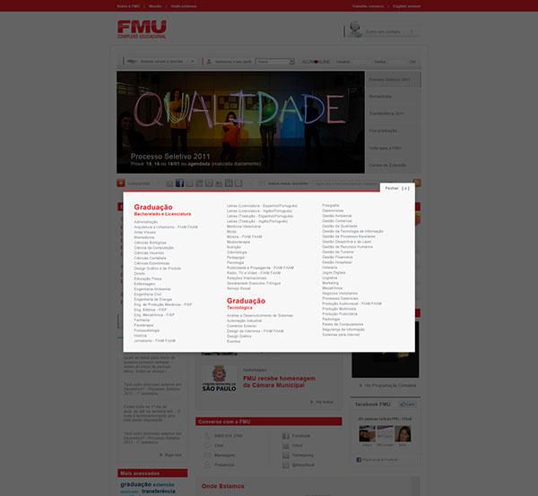 Education, web, FMU,site,University