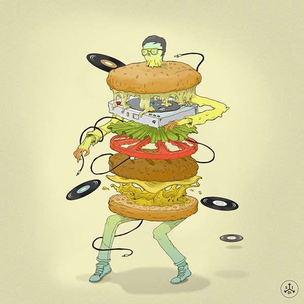 Burger Boy On Behance We are an independently owned and operated burger joint, so you. burger boy on behance