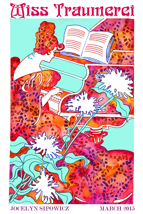 Poster Illustration Design on Pantone Canvas Gallery