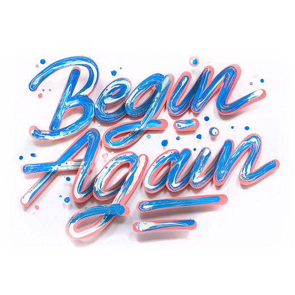 Lettering Experiments