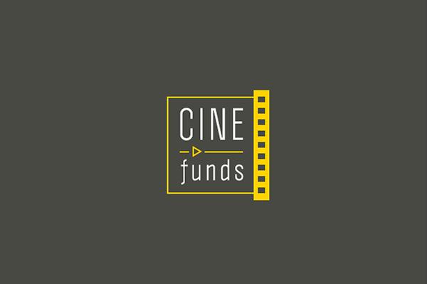 Cine Funds Logo Solid Version On Behance