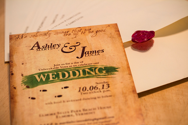 harry potter wedding invitations on behance - Harry Potter Wedding Invitations