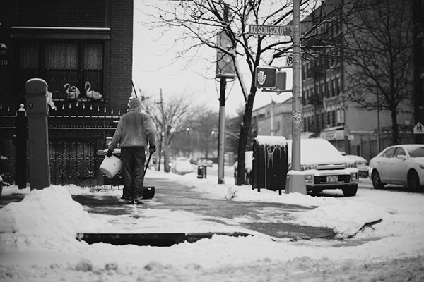 Winter Time in NYC - Gustavo Lopez Mañas