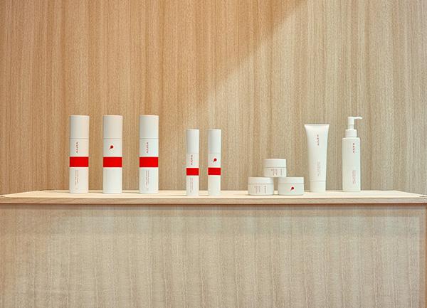 有創意感的34張護膚品包裝設計欣賞