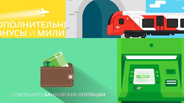 flat 2D tomin frukta Bank Title tv sberbank agency digital nord