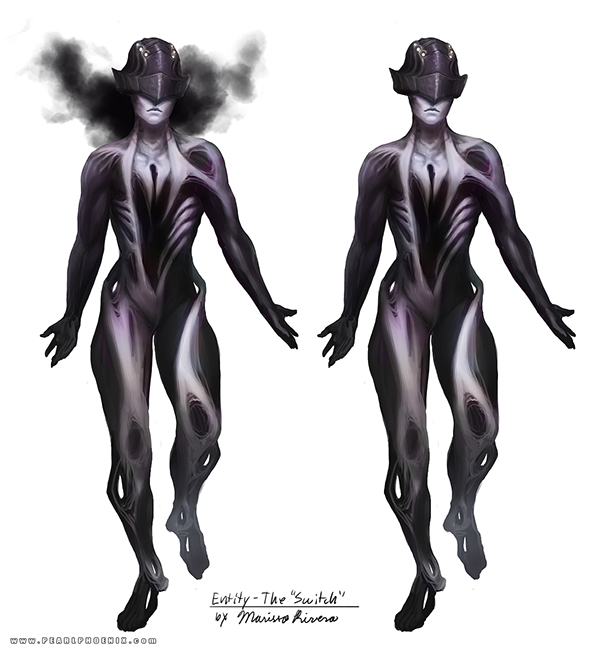 2D art characters entities