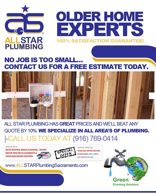 all star plumbing brand identity on behance