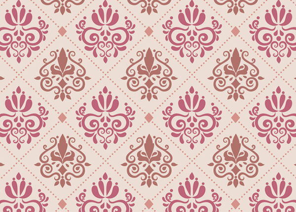 Victorian Pattern on Behance