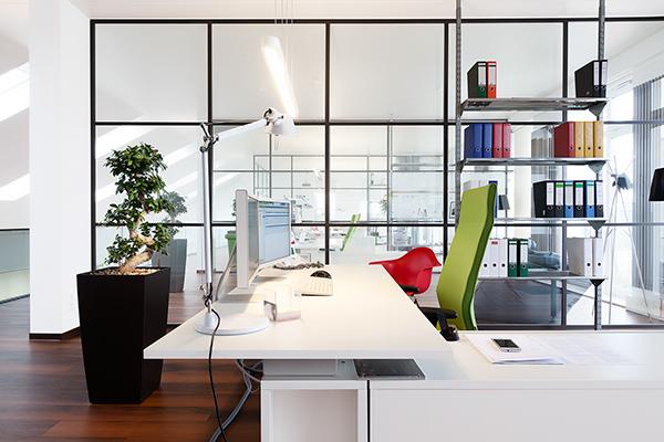 Dietaikonauten office interior design on behance for Modern office design inspiration