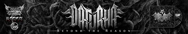 Daturha Rusalkadesign Beyond the Reason ep digipack death metal cannibal corpse French