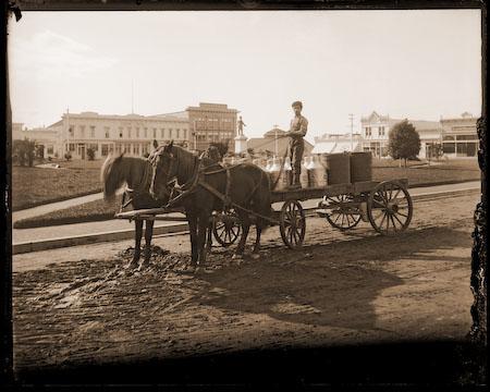 Adobe Portfolio digital restoration historic photographs history