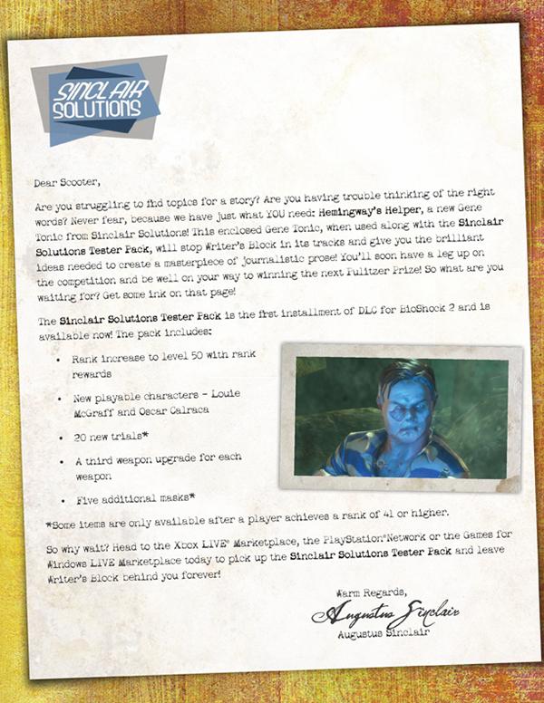 Video Games 2k BioShock texture