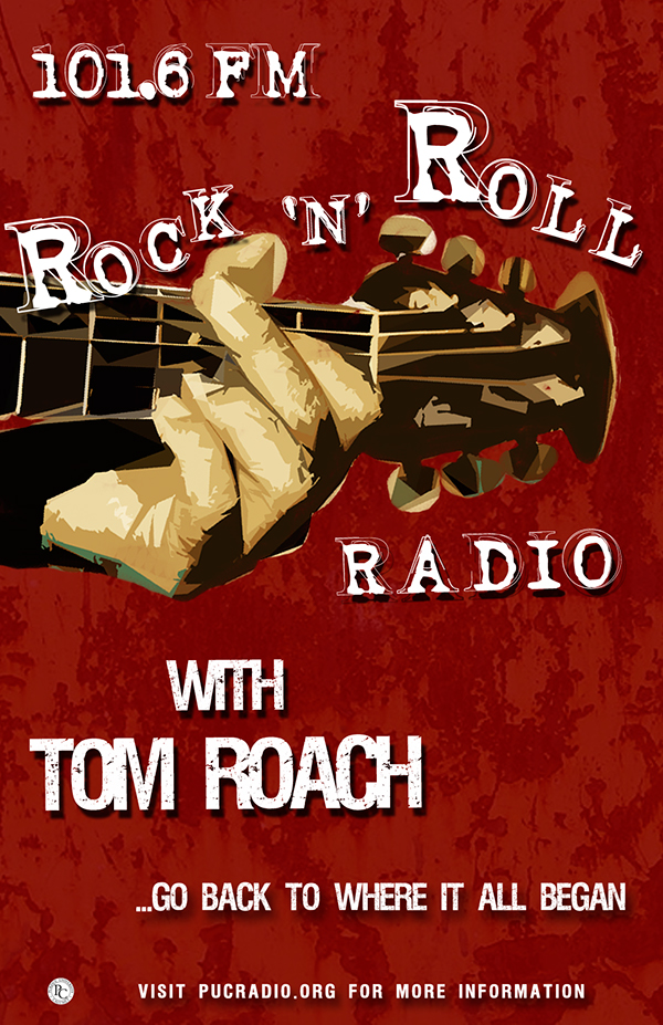 Rock n Roll Radio Poster on