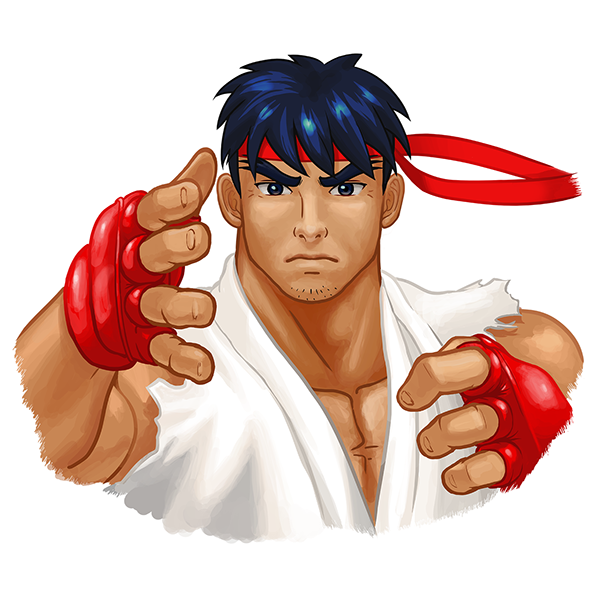 Street Fighter 3 Character Select Sprites HD On Behance