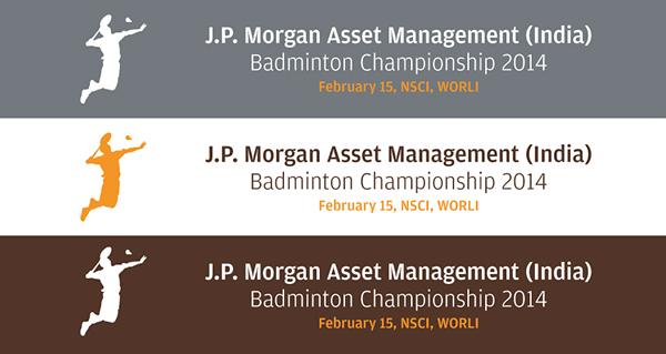 Event Collateral - J P  Morgan Asset Management on Behance