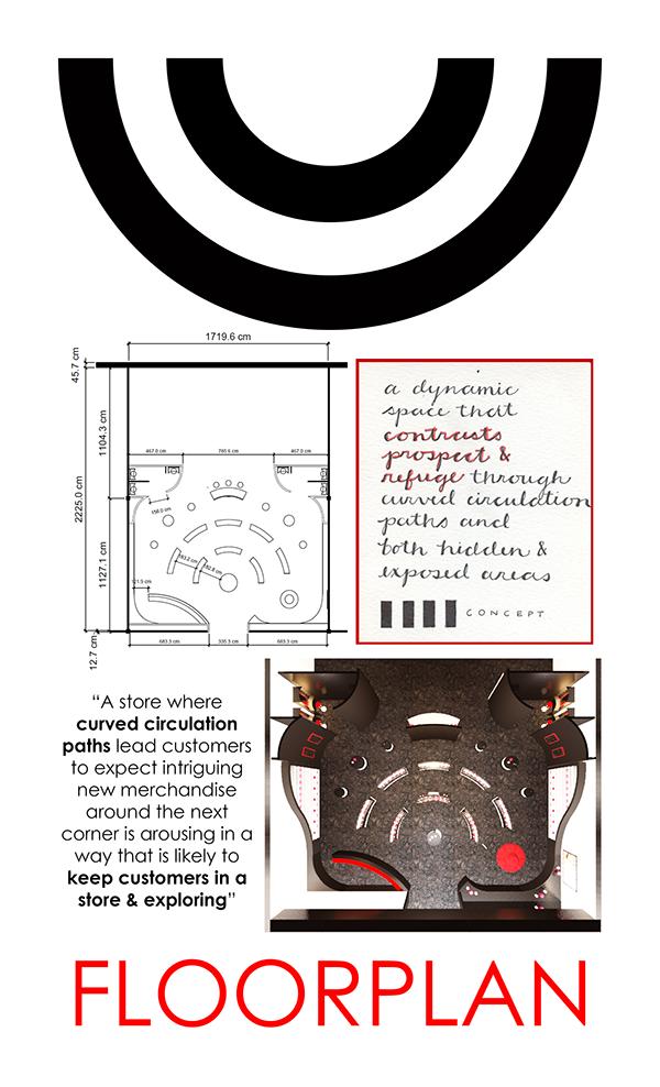 Sephora Design Competition On Philau Portfolios