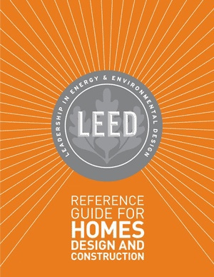 Leed for homes version 4 reference guide on risd portfolios for Leed for homes rating system