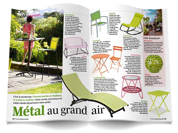 press  Magazine   maquette  Presse  charte graphique  maquettiste  exe mise en page