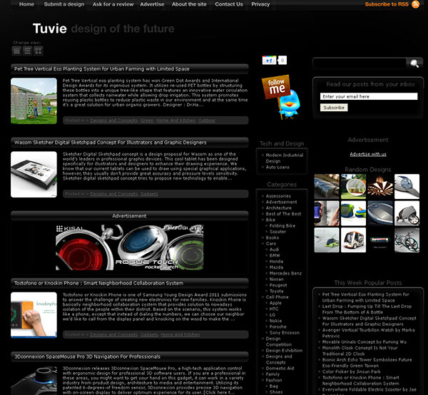 tuvie industrial design and future technology modern industrial design