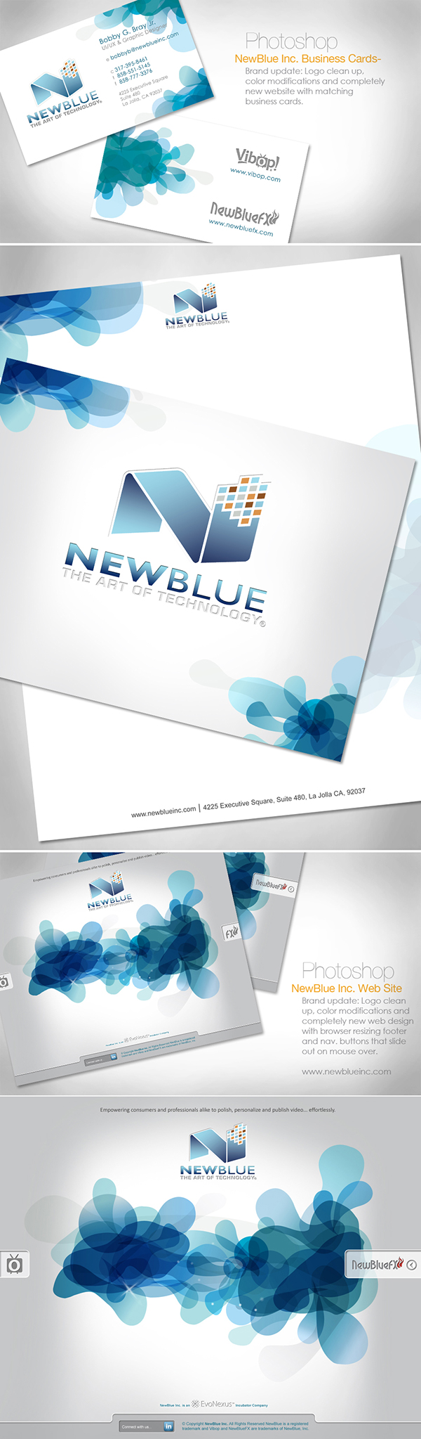 print Business Cards letterhead
