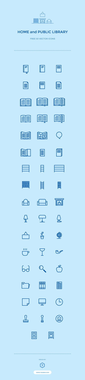 Icon icons icon set iconpack library book books bookshelf comics free icons free icon set