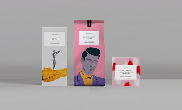 Harvey Nichols –Food Store Packaging