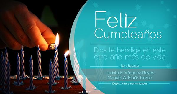 Tarjeta de Cumpleaños UVM on Behance